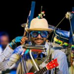 Meet Gladson Peter, India's first one-man band