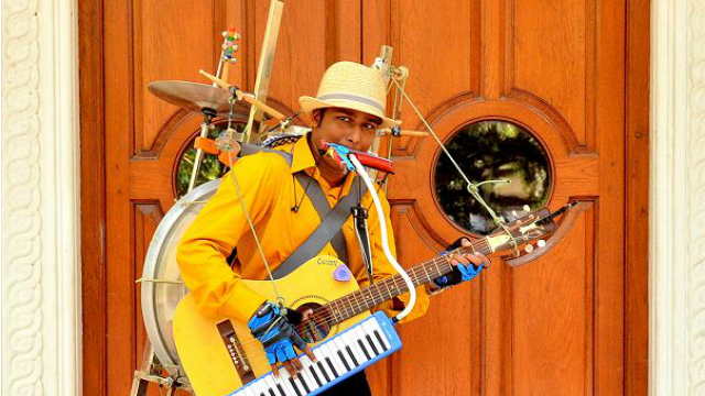 india's first one man band-2
