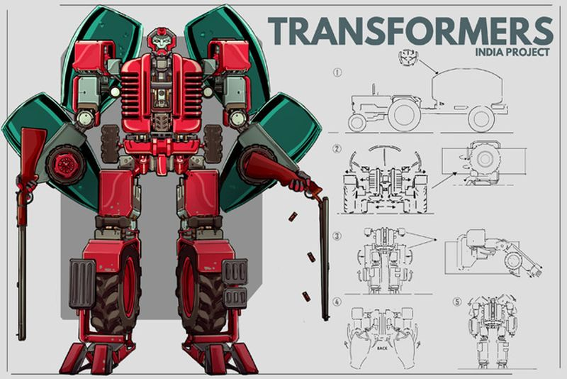 Indian Version of Transformers-4