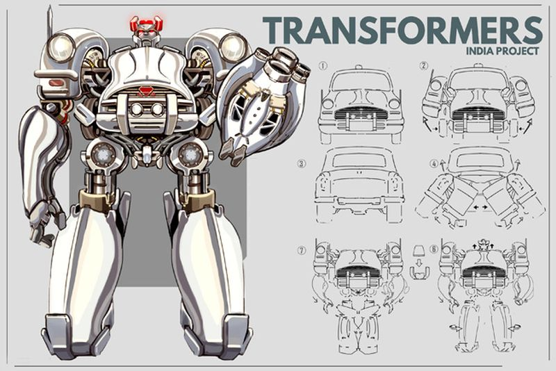 Indian Version of Transformers-7