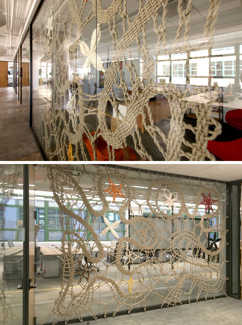 Rope lace artwork Etsy office-5