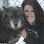 This rape survivor credits a wolf pack for saving her life