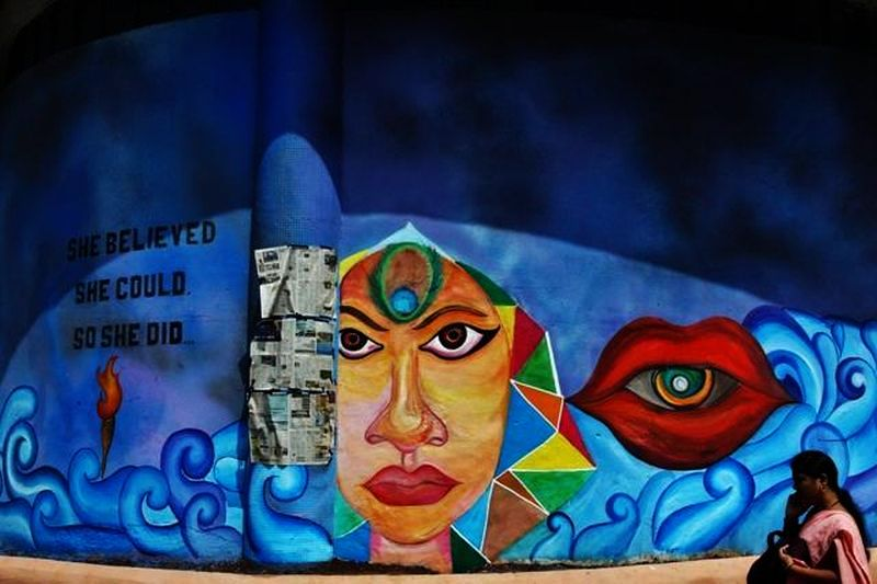 Artists turn Mumbai's 36 railway stations into vibrant art hubs