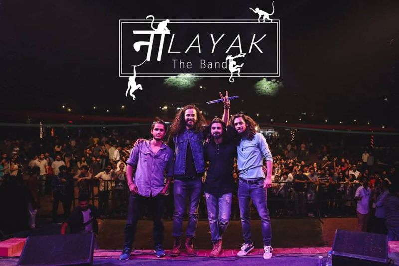 'Nalayak The Band' making waves with its amazing track BAWRA
