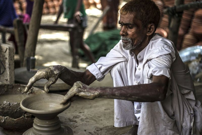 Kumhar Gram: A hidden gem of pottery in Delhi