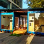 Aadhan – Delhi startup turns old shipping containers into eco-buildings