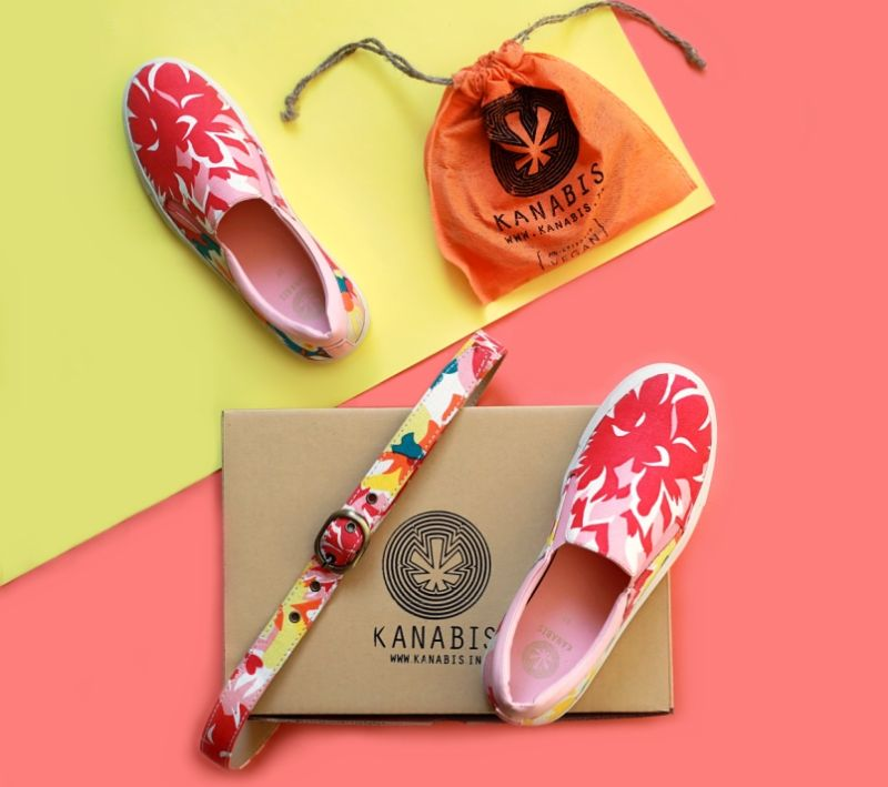 Kanabis – India's vegan footwear brand hopes to replace the leather