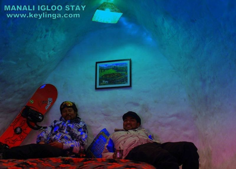 Manali Igloo Stay-1
