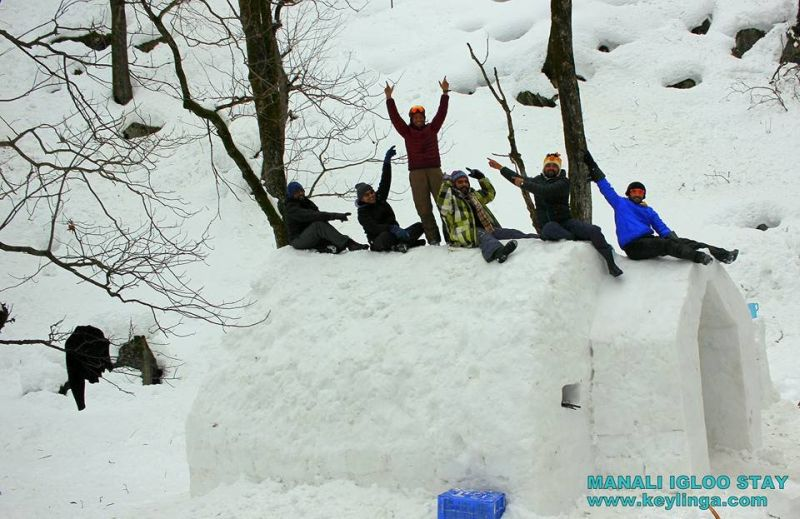 Manali Igloo Stay-4