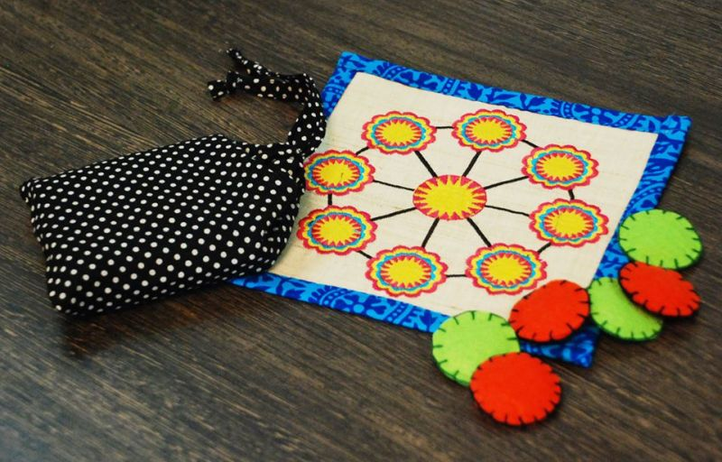 Pachisi Indian Board Games-5
