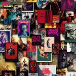 Mumbai's digital artist turns famous movie posters into vibrant wall art