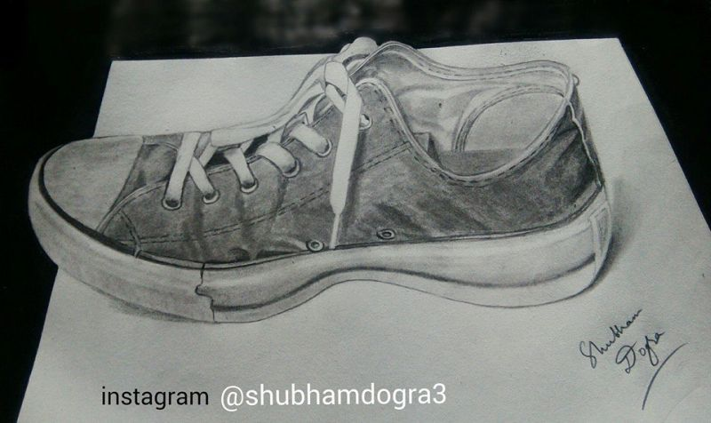 Shubham Dogra sketches and paintings-7
