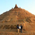 Sudarsan Pattnaik sets Guinness World Record for tallest sand castle