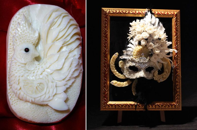 Soap Sculptures by Daniele Barresi-11