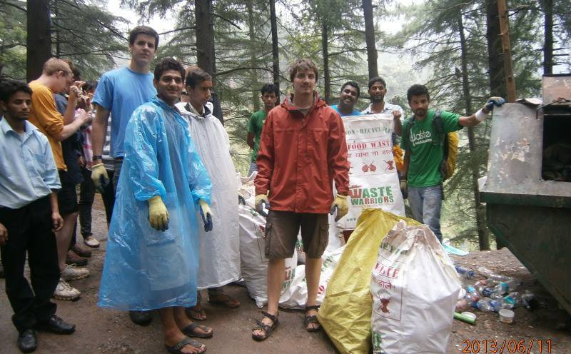 Waste Warriors Dharamsala-7