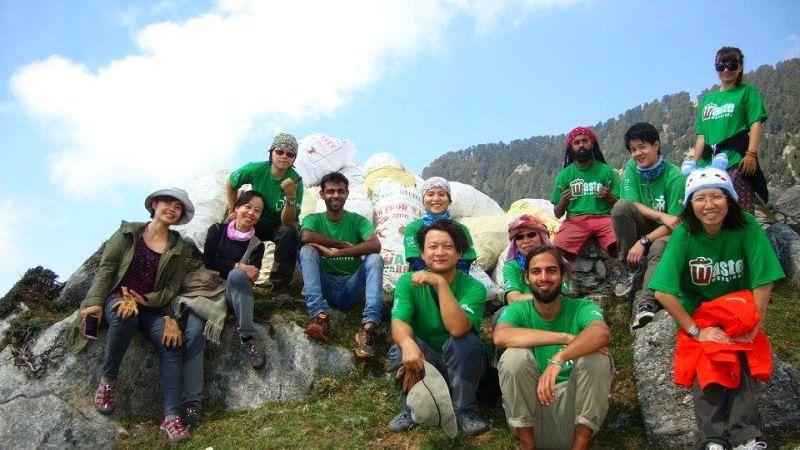 'Waste Warriors' in Dharamsala keeps major tourist spots garbage-free