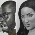 Unbelievably realistic pencil portraits that look like photographs