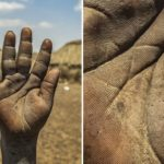 Lebanese photographer captured human hands that tell stories of struggle