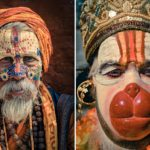 'Art of Holy Faces' captured in a striking photo series by Omar Reda