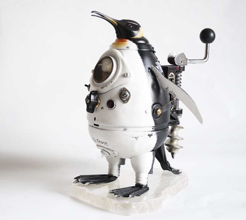 steampunk sculptures-4