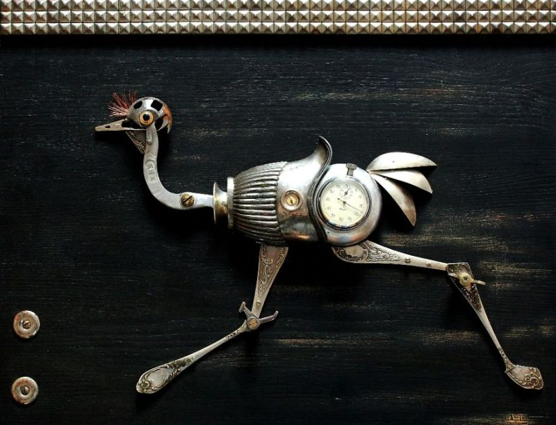 steampunk sculptures-8