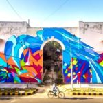 Street Art: Delhi's Lodhi art district boasts artworks of a Brazilian duo