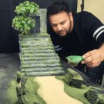 Vatsal Kataria recreates miniature versions of places from his dreams