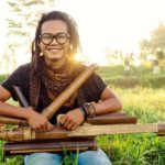 Meet Rizal, the creator of unique music instrument 'Rasendriya'