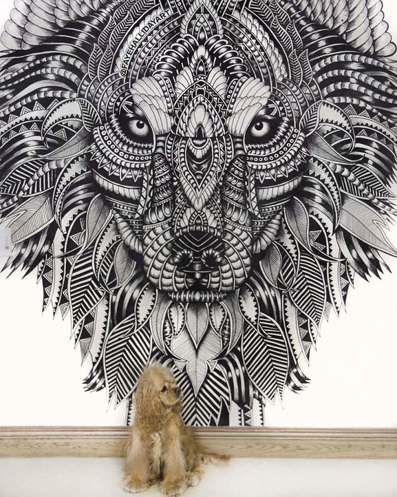 intricate-animal-drawings-faye-halliday