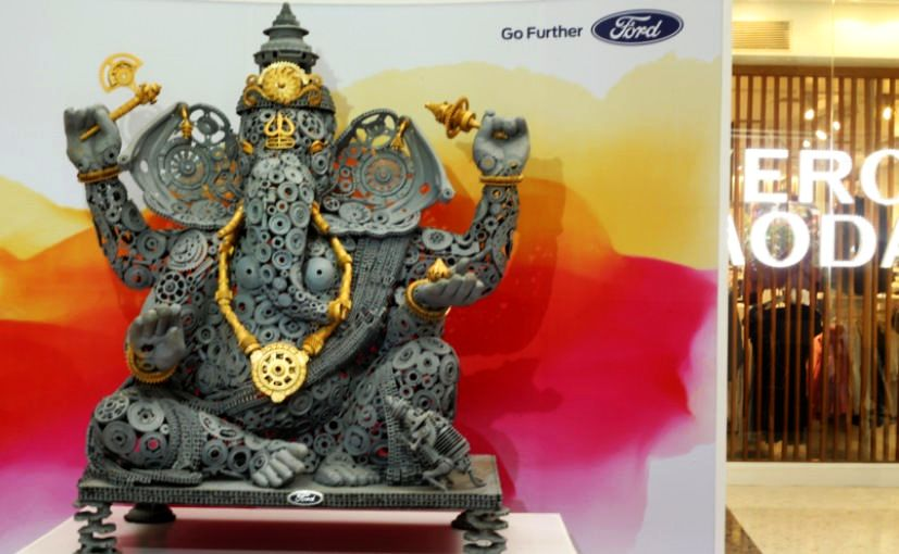 Ford Ganesha Idol