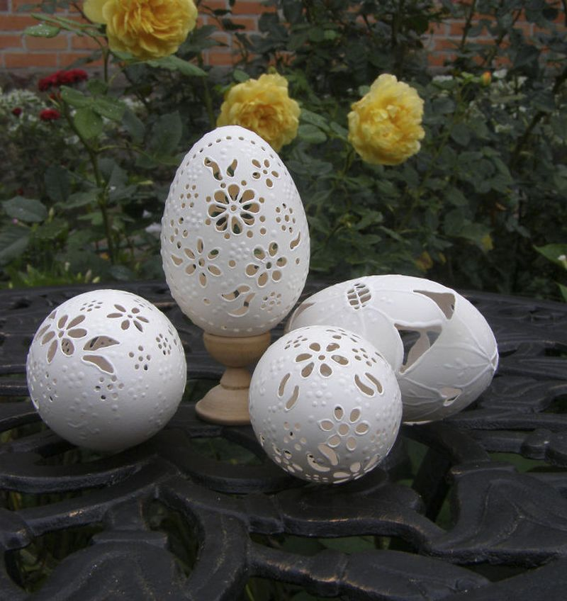 Egg Art by Dana Liashenko