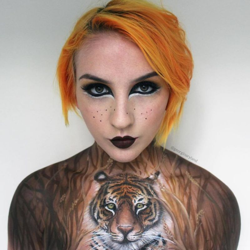 Body Art by Georgina Ryland