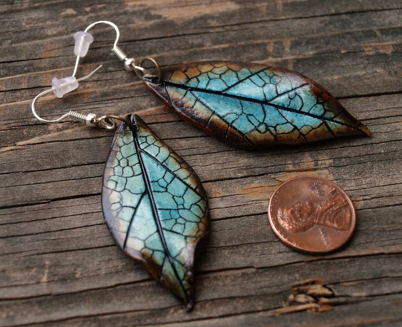 MichellePetersenArt Polymer Clay Jewellery