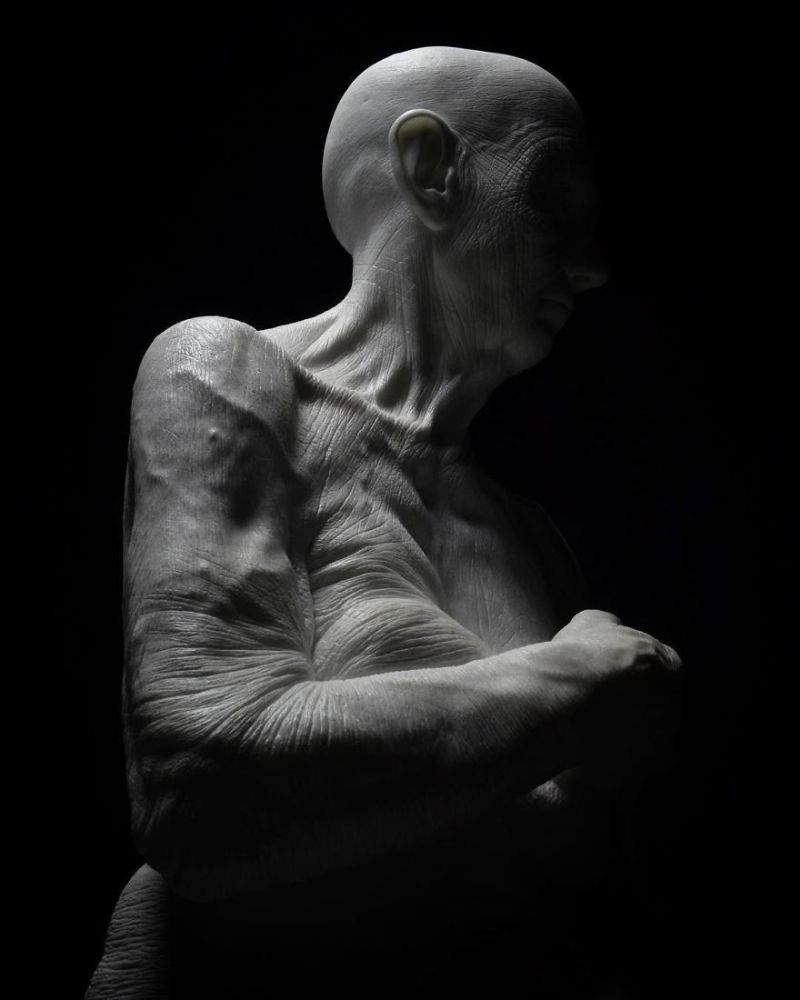 Incredibly Realistic Sculptures by Jago Jacopo Cardillo