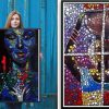 Mosaic Paintings by Judah Jibrin