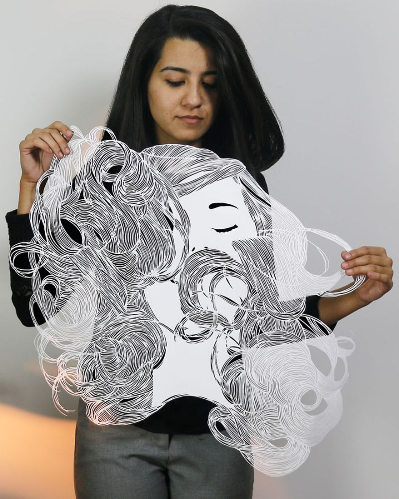 Paper Art by Parth Kothekar