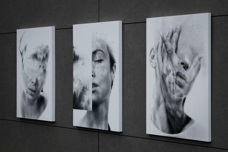 Hyper-realistic Oil Paintings by Igor Dobrowolski