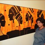 Mamta Singh – Passionate Wall Artist Beautifies Dull Streets With Her Art