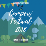 Xanadu Cafe Brings Back Campers Festival Season 2 for Adventurers