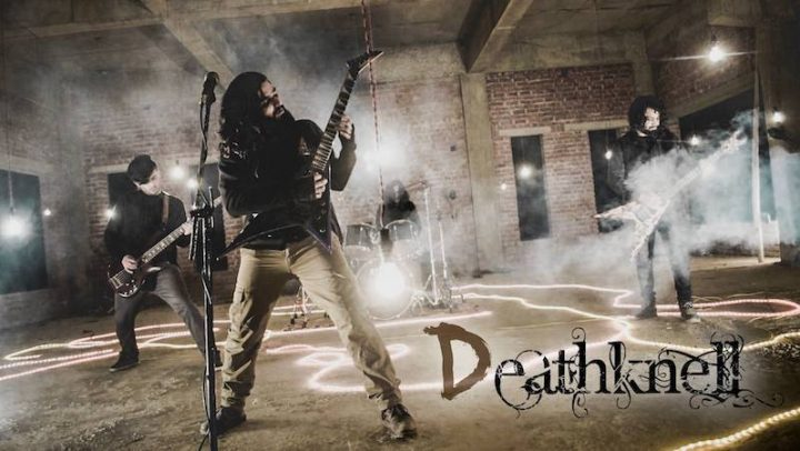 Back After Eight Years, Deathknell Hasn't Lost Its Aggression