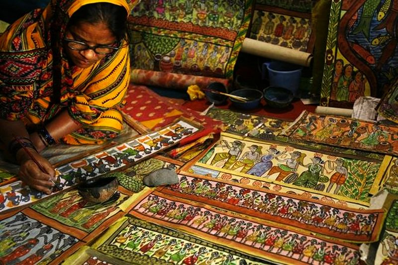 5 Indian handicrafts that will disappear forever if not preserved
