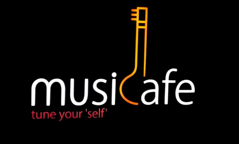 Music Cafe in Pune offers relaxing musical pieces on its menu