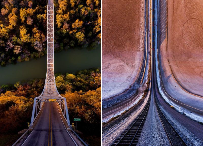 Mind-bending photographs that defy the laws of physical existence