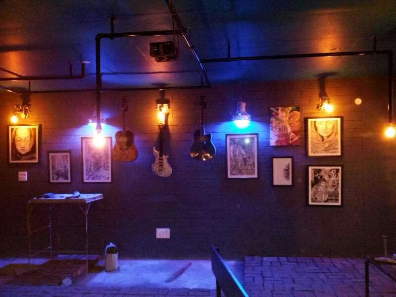 Masta's Riding Into The Sun – Food and art lounge feeds your creative soul