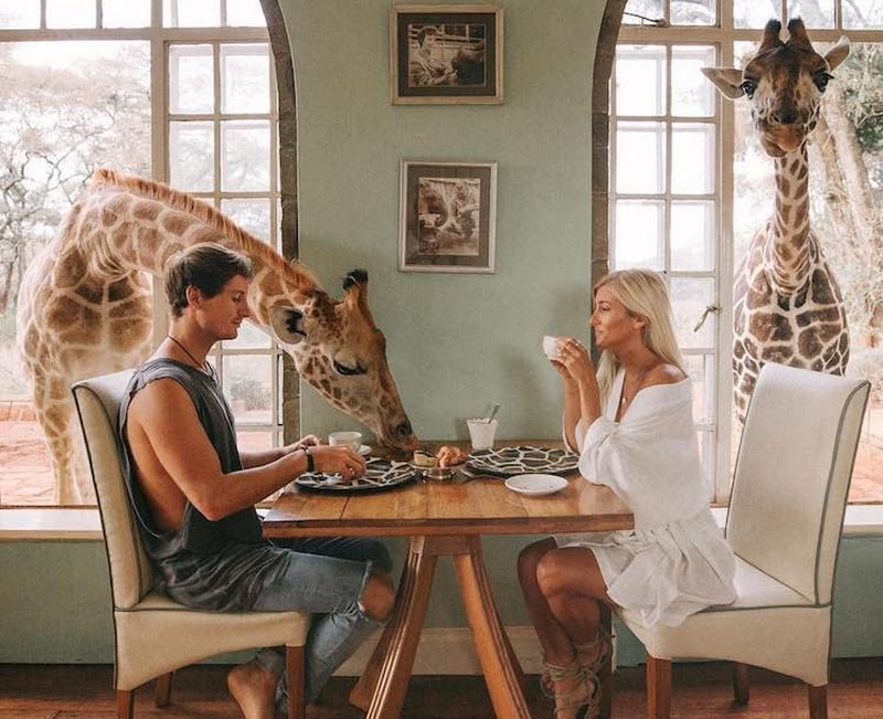 Meet the travelling couple who earns up to $9000 per Instagram post