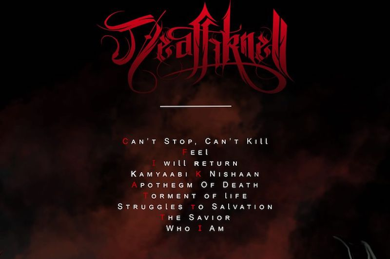 Deathknell Can't Stop, Can't Kill